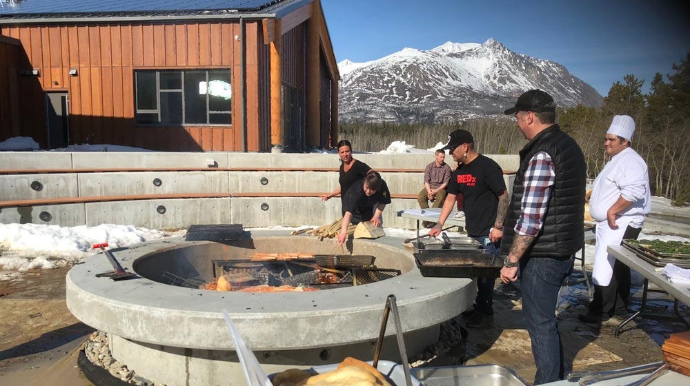 Indigenous chefs from across Canada head to the Yukon for a Fire Feast