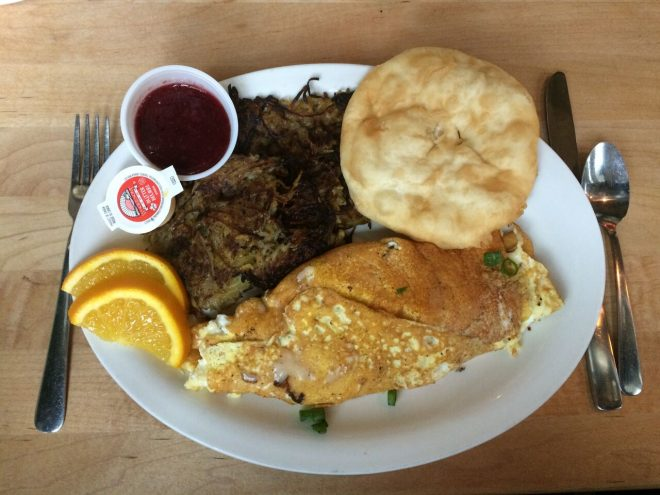 Indigenous cuisine at Winnipeg's Feast Café Bistro