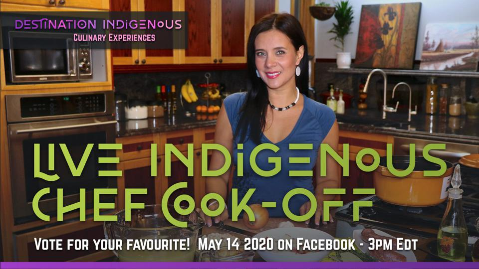 Watch Five Renowned Indigenous Chefs Cook Up A Delicious Feast This Week